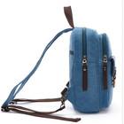 X740 Duży plecak damski torba canvas (9)