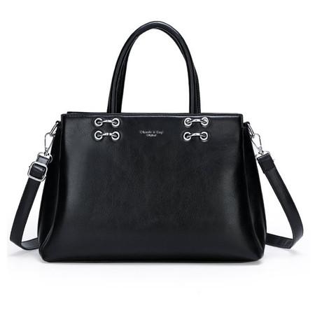 H808 Klasyczna elegancka torebka damska kuferek (1)