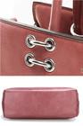 H808 Klasyczna elegancka torebka damska kuferek (9)