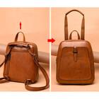 X024 Elegancki stylowy plecak-torebka (4)