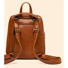 X024 Elegancki stylowy plecak-torebka (6)
