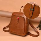 X024 Elegancki stylowy plecak-torebka (7)