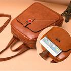 X024 Elegancki stylowy plecak-torebka (8)