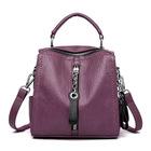 X023 Elegancka stylowa torebka-plecak (5)
