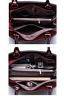 X999 Elegancki zestaw 3w1 torebka i kopertówka (8)