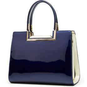 H388 Modna elegancka torebka damska kuferek
