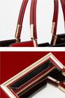 H388 Modna elegancka torebka damska kuferek (8)