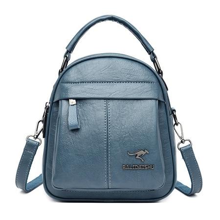X040 Elegancka stylowa torebka-plecak (1)