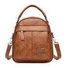 X040 Elegancka stylowa torebka-plecak (2)