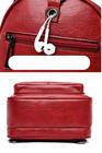 X040 Elegancka stylowa torebka-plecak (10)