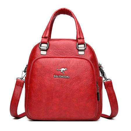 X041 Elegancka stylowa torebka-plecak (1)