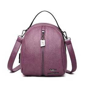 X042 Elegancka stylowa torebka-plecak