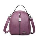 X042 Elegancka stylowa torebka-plecak (1)