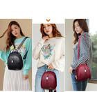 X042 Elegancka stylowa torebka-plecak (15)