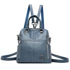 X052 Elegancka stylowa torebka-plecak (7)