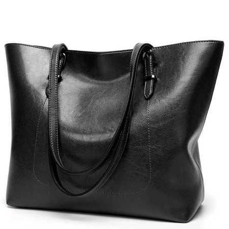 H522 Duża praktyczna torbka shopperka  (1)